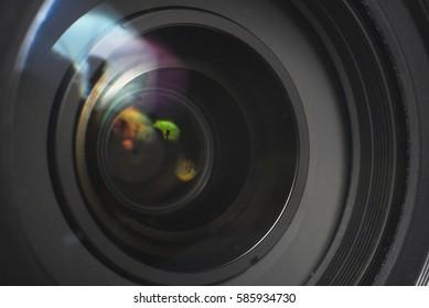 aperture lens
