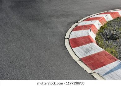 Apex racing track