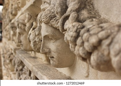 Aphrodisias Ancient City, located 12 km east of Karacasu District, is an ancient city which entered UNESCO's World Heritage List in 2017, and it is one of the most beautiful and important ancient city