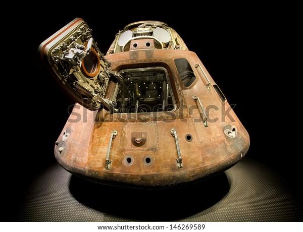 Apollo Spacecraft, Cape Canaveral