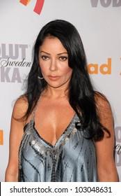 Apollonia Kotero  at the 21st Annual GLAAD Media Awards, Hyatt Regency Century Plaza, Century City, CA. 04-17-10