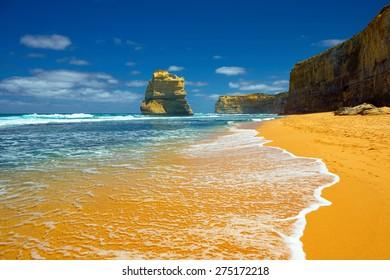 Apostle Bay. Great Ocean Road. Australia.