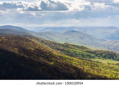 Appalachia Rolling Mountains