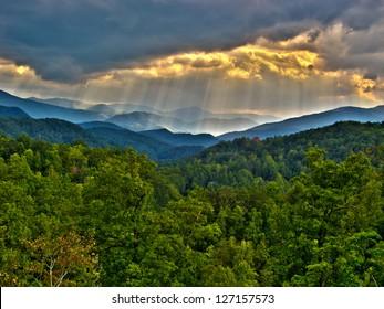 Appalachian Mountains - Tennessee