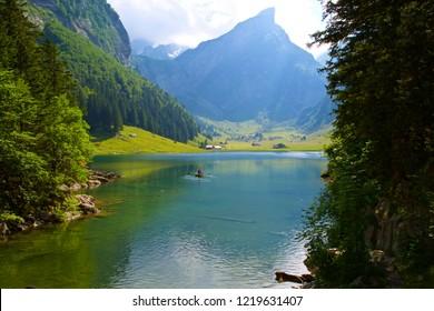 Appenzell in Switzerland