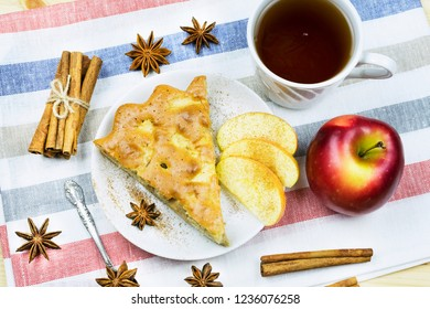 Charlotte With Apples Images Stock Photos Vectors Shutterstock