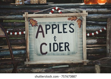 Apple And Cider