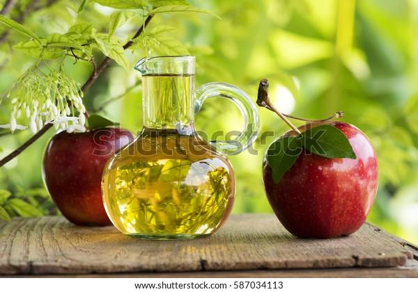 Apple Cider Vinegar is vinegar made from fermented apples fresh.