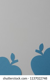 Apple color note pad background