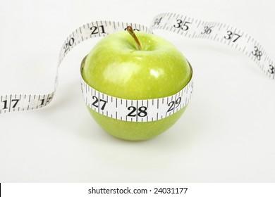 apple measuring tape