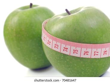 Apple and meter  - Diet