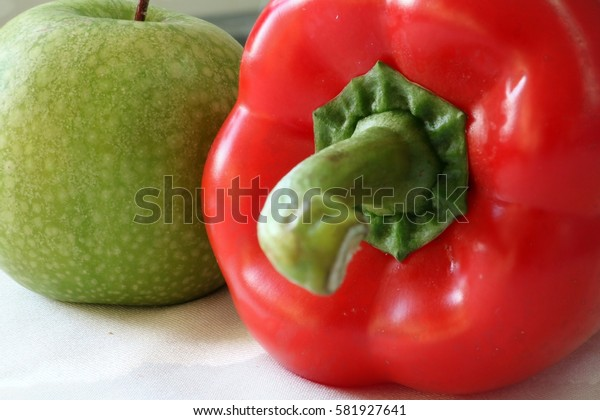 Apple and Pepper