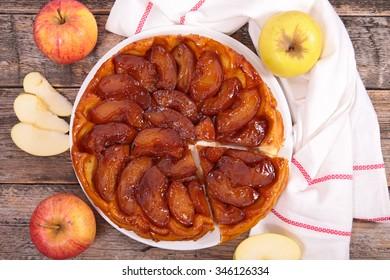 apple pie tart tatin