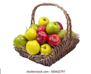 Apples Gift Basket