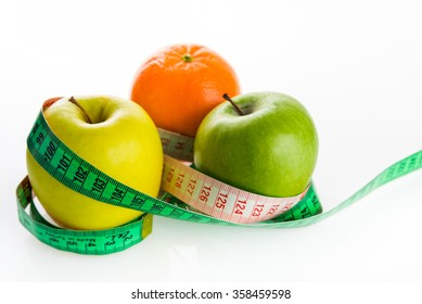 Apples and Orange  Lose Weight and Shape Up with healthy fruits