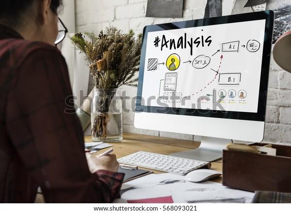 Application Analysis Organize Business Graphics