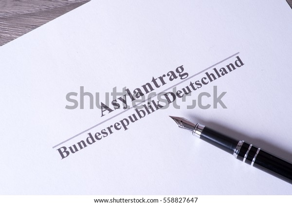 Application for asylum in Germany