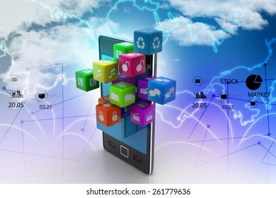 application icon concept