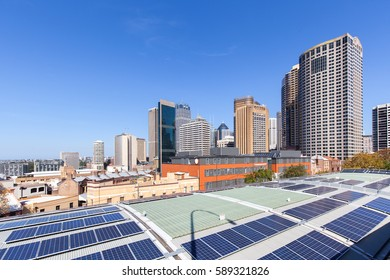 The application of urban clean energy in the city of Sydney CBD