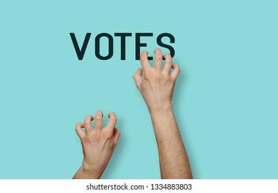 Grab Votes Images, Stock Photos & Vectors | Shutterstock
