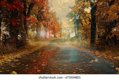 Appreciating nature while reminiscing our wonderful memories