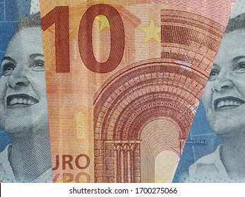 approach to european banknote and colombian bills of 2000 pesos