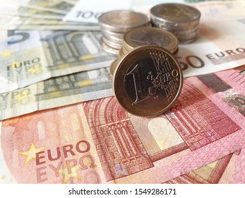 approach to european money in different denominations