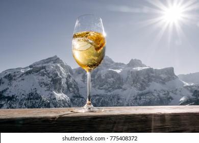 apres ski dolomites