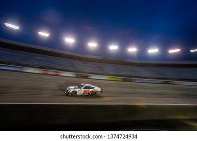 April 12, 2019 - Richmond, Virginia, USA: Cole Custer (00) wins the ToyotaCare 250 at Richmond Raceway in Richmond, Virginia.
