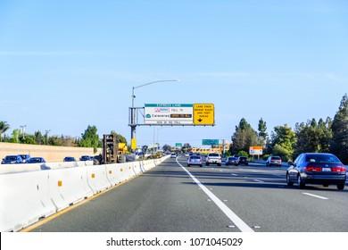 Express Lane California >> Highway Lane California Images Stock Photos Vectors