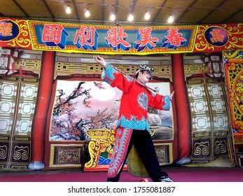 "April 15, 2020, Kaohsiung, Taiwan: ""Chunmei Opera House"" is a wonderful performance by Taiwan Opera Company"