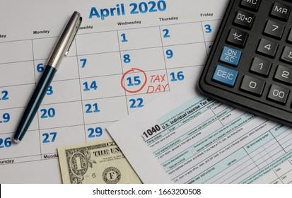 April 15 National Tax Day