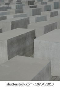 April 16, 2011 - Berlin,Monument in memory of the victims of the Holocaust