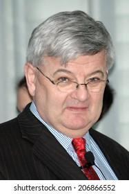 APRIL 19, 2005 - BERLIN: German Foreign Minister Joschka Fischer.