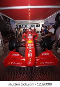April 2008 F1 Grand Prix in Catalunya