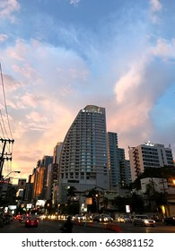 April 21, 2017 : Pullman Hotel in Sukhumvit road Bangkok, Thailand.