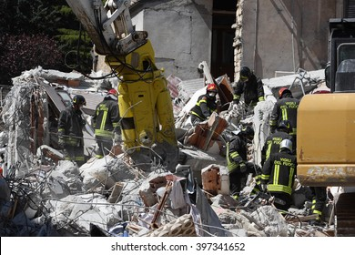 April 6, 2009 - L'Aquila - Italy - An earthquake devastated the capital of Abruzzo and the province