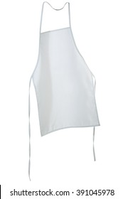 Apron isolated over white background