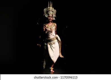 The Apsara Dancer