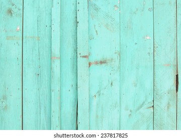 aqua blue wood background
