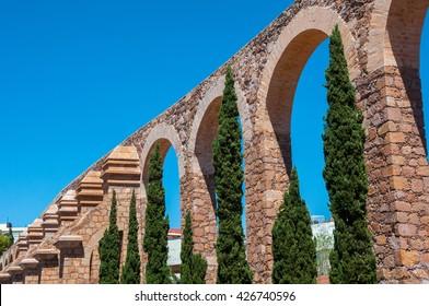 Aqueduct of Zacatecas, Mexico