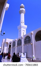 Ar Rahmah Mosque, Jeddah, Saudi Arabia. Picture taken on 08 March 2017