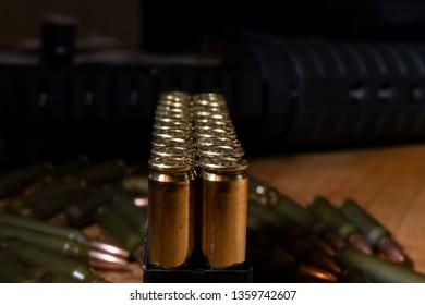 AR15 and ammunition