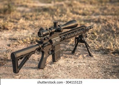 AR15 assult rifle