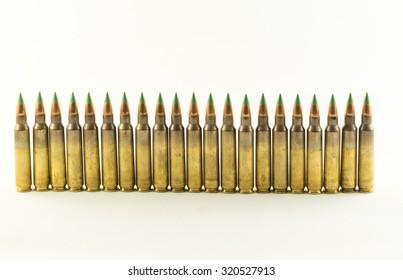 AR-15, M4, M16 Bullets, .223, 5.56