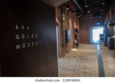 Ara Guler Museum opened in Bomonti. 15 August 2018 Istanbul - Turkey