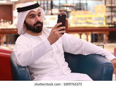 Arab Business Man In Meeting