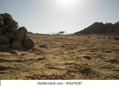 Arab country in Egypt Desert in Africa Middle East