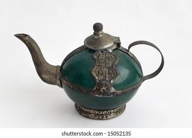 an arab teapot