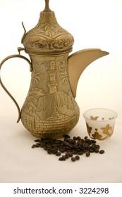 Arabian Coffee Pot
